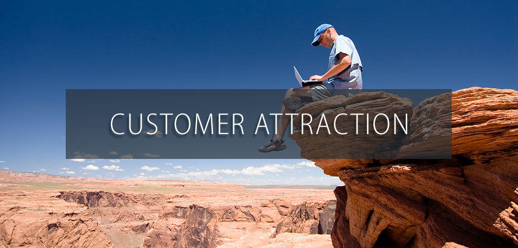 Customer Attraction, Five12 Digital