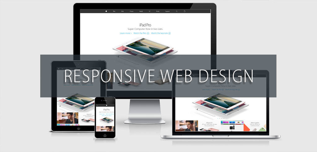 Responsive Website Design, Five12 Digital